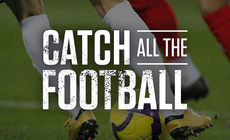 Watch Football at The Friary