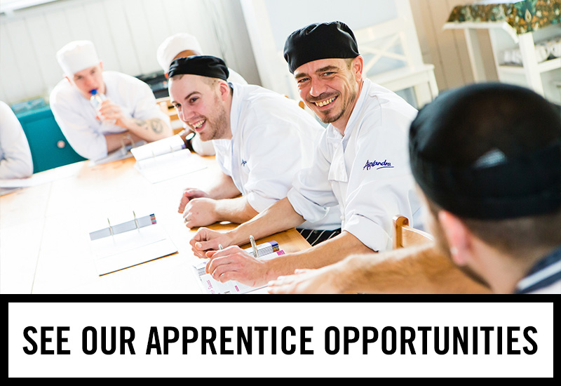 Apprenticeships at The Friary