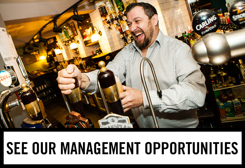 Management opportunities at The Friary